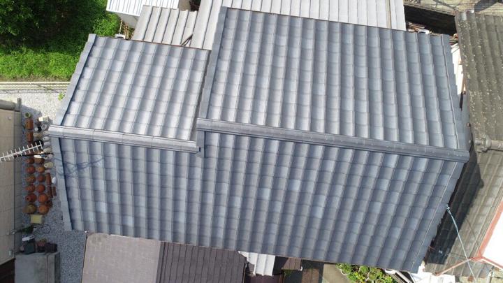 豊川市御油町での外壁・屋根塗装工事 Y様