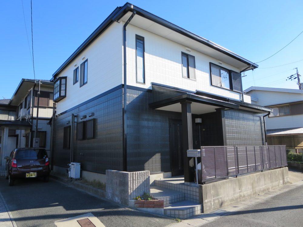 豊川市小坂井町Nさま外壁塗装アフター2