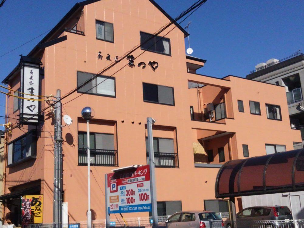 豊橋市松葉町での屋根・外壁塗装工事 I様邸