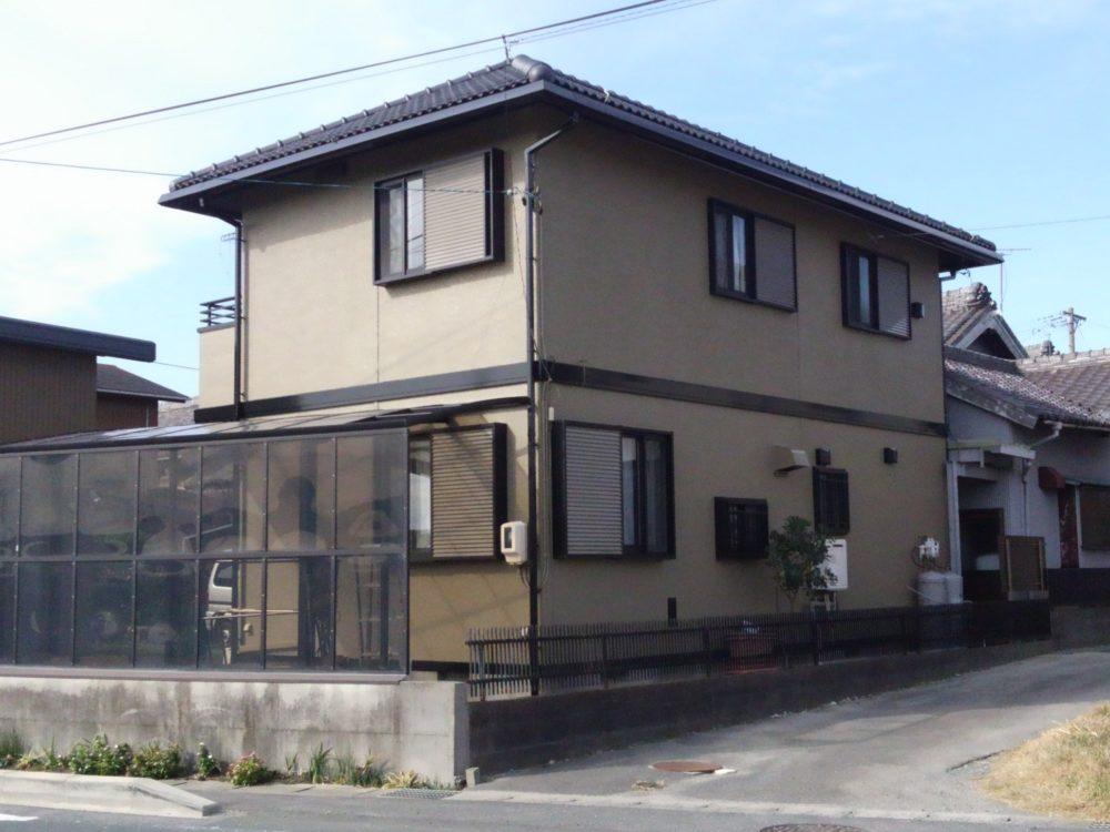 豊川市平井町Fさま外壁塗装アフター2