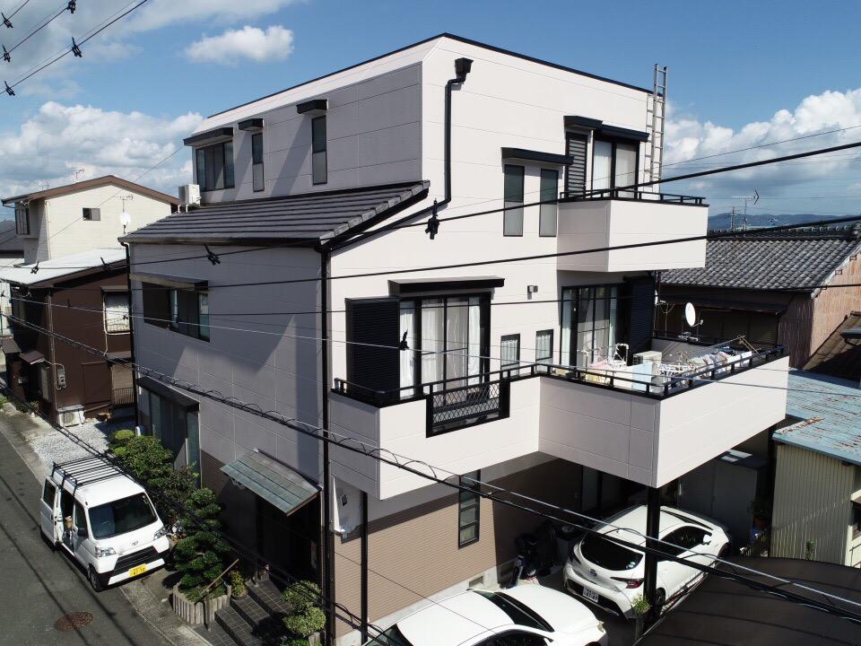 豊川市東桜木町Yさま外壁塗装後2